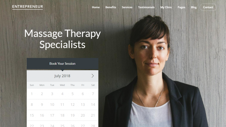 Entrepreneur: 10 Best Chiropractic WordPress Themes for 2019