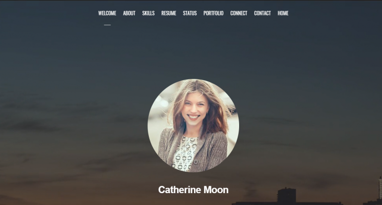 Landing: Best WordPress Themes for Actors and Actresses 2019