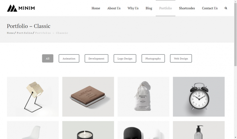Minim: The 15 Best Minimalist WordPress Themes for 2019