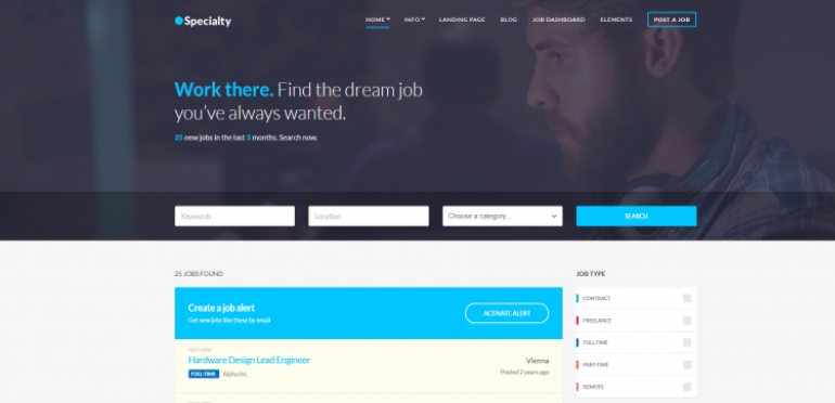 JobRoller: The Best WordPress Job Board Plugins/Themes for 2018