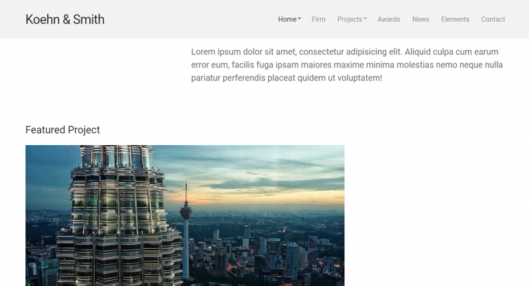 Koehn: Best WordPress Themes For Speakers, Life Coaches and Motivational Speakers 2019