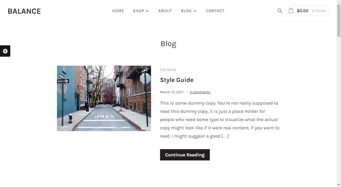 Siteturner - Premium Wordpress Themes